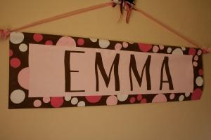 Emma banner