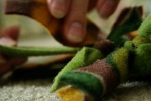 knotting fringe