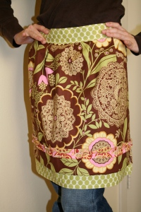 Calli's apron