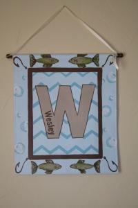 Wesley banner