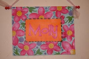 Molly banner