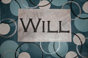 Will banner