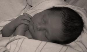 newborn baby Karston