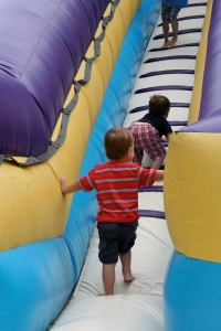 Karston climbing slide